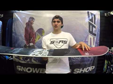 2016 Never Summer Snow Trooper Review