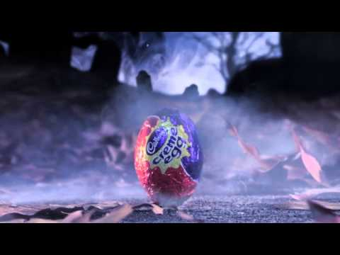Cadbury Screme Eggs: They're Here - Stop Motion Animation
