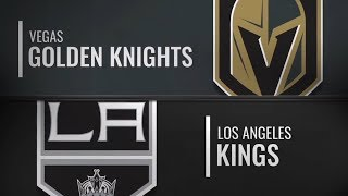 Vegas Golden Knights vs Los Angeles Kings | Dec.08, 2018 NHL | Game Highlights | Обзор матча