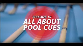 Billiards Tutorial: All About Pool Cues!!