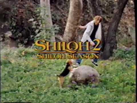 Trailers For Less >> Shiloh 2 - Shiloh Season (1999) Trailer (VHS Capture) - YouTube