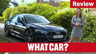 2019 Audi A7 review – The ultimate high-tech luxury coupe? | What Car?