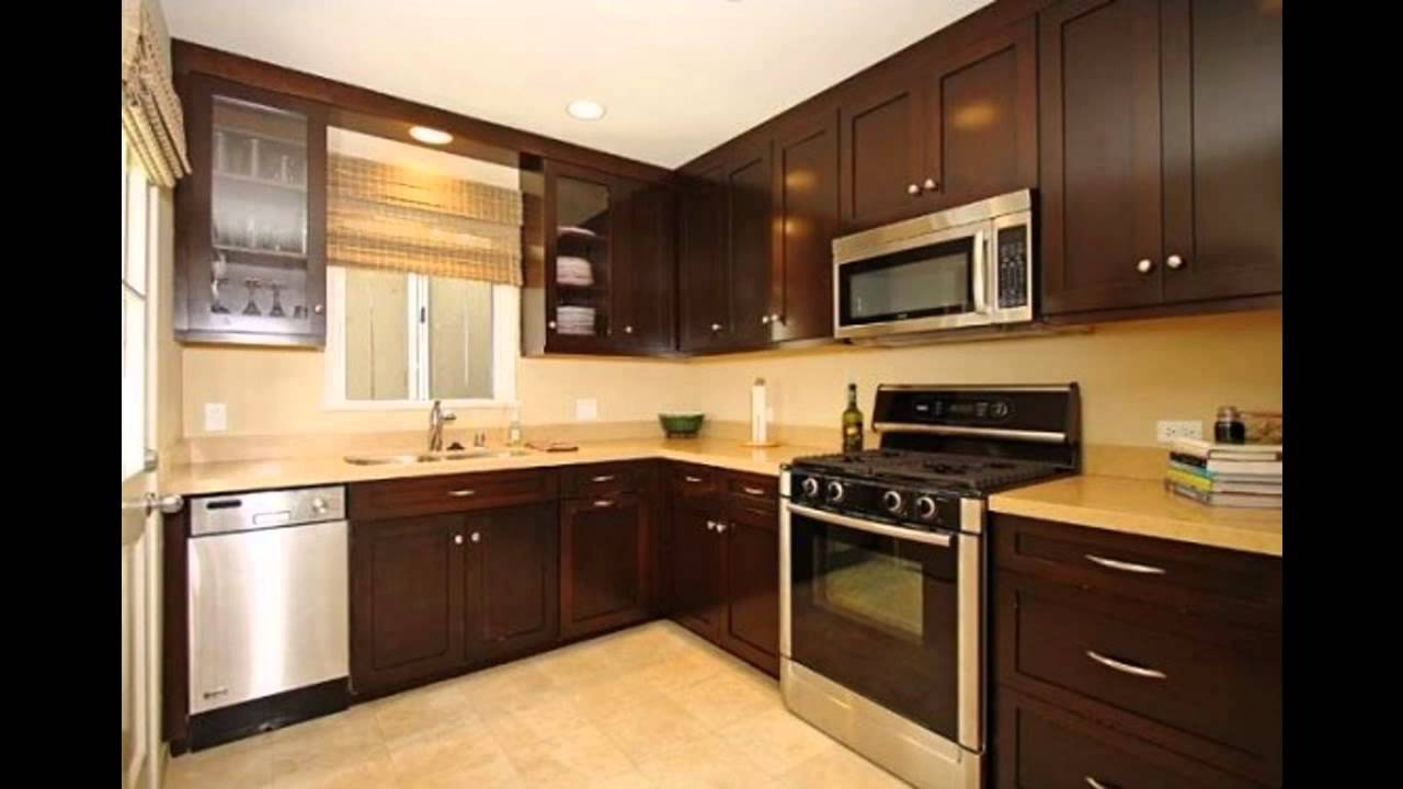 Best l shaped kitchen design ideas youtube for L shaped bedroom cupboards