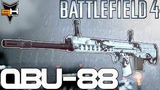 QBU-88 Reseña Battlefield 4 Guía de Armas ( PizzaHead )