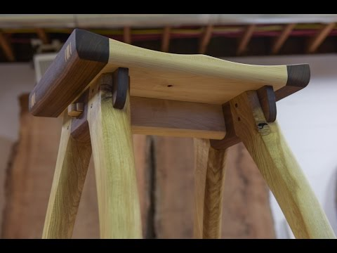Woodworking, Shop Stool, Extensive Variation, How To