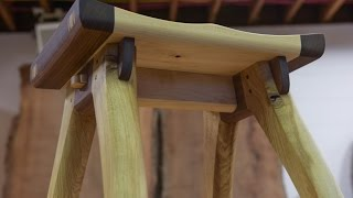 Woodworking, Shop Stool, Extended Version, How To