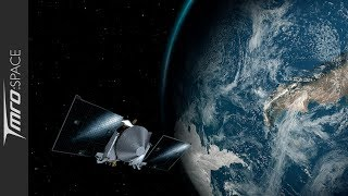 Space News: OSIRIS-Rex Performs Earth Flyby