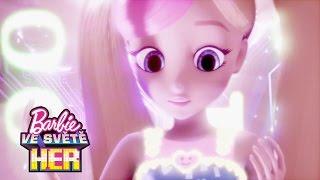 Beta test   Barbie Hrdinka Videohry   Barbie