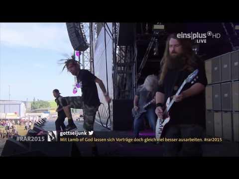 Lamb of god - still echoes live rock am ring 2015