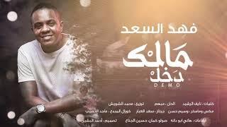 فهد السعد -  مالك دخل (DEMO)