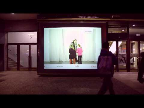 Boulevard Berlin: Virtuelle Umkleidekabine ein Projekt von Beaming Arts
