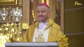Bp Ważny - podziękowanie za przyjętą sakrę biskupią [30.01.2021]