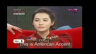 Arab and Korean Actress insulting Filipino Accent