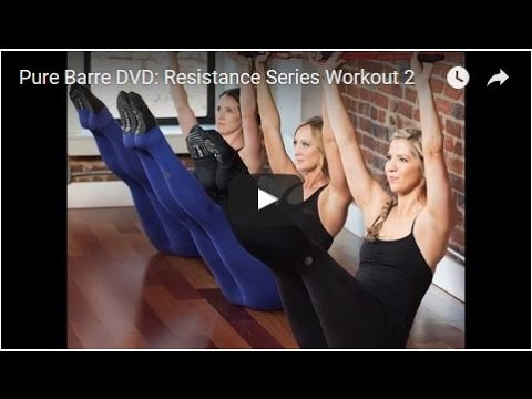 Pure Barre DVD: Resistance Series Workout 2