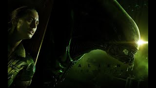 Alien Isolation Full Game Walkthrough / Complete Walkthrough HD No Commentary