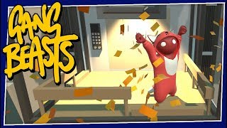 Gang Beasts - #194 - THE NEW META!!