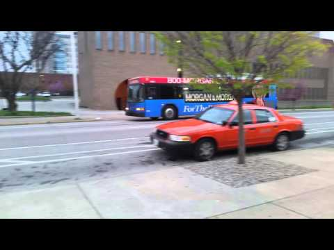 Transit Authority Of River City Action In Downtown Louisville