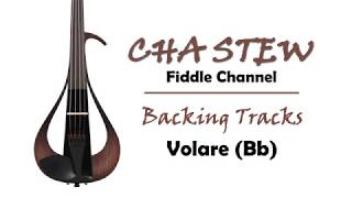 Download Volare :: Gypsy Jazz & Blues Violin Backing Tracks - Playback MP3 song and Music Video