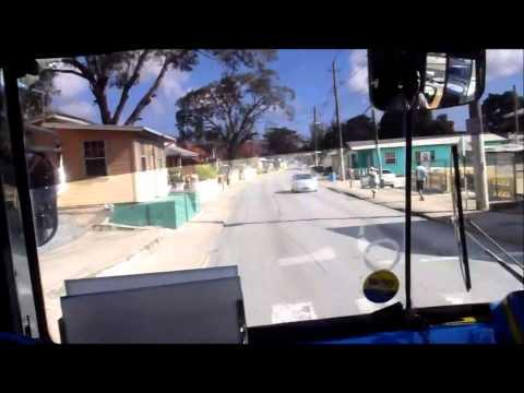 Barbados public transit