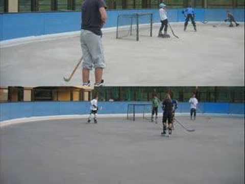 Grand tournoi de hockey!!!