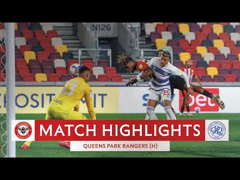 Brentford QPR Goals And Highlights