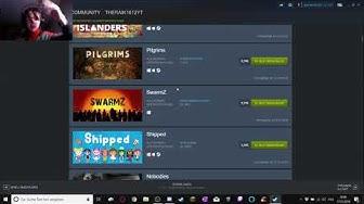 Steam Spiele verschenken