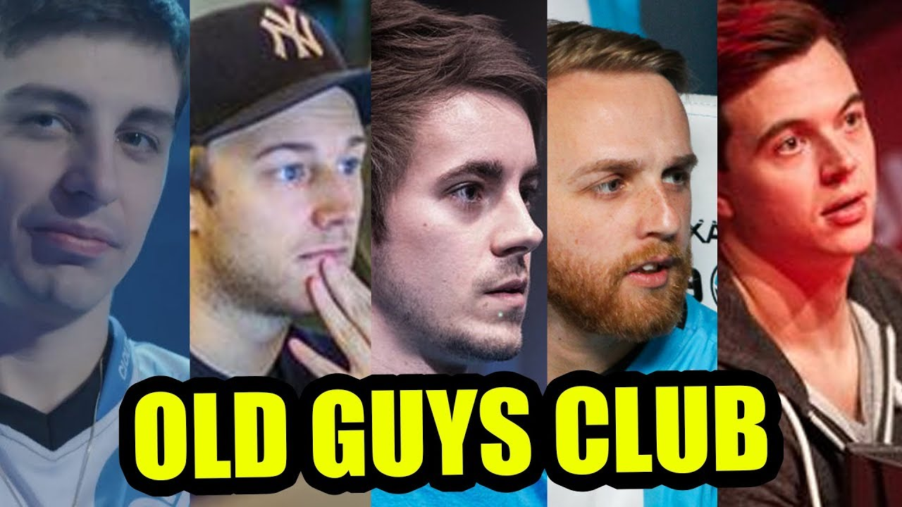 Esea Old Guys Club