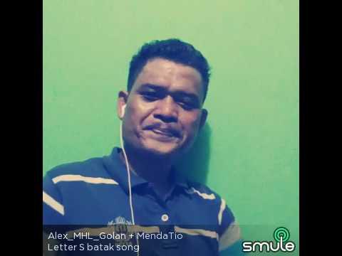 Alexsander Mahulae LETER  S