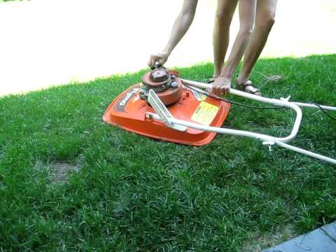 Flymo Lawnmower Fail Youtube