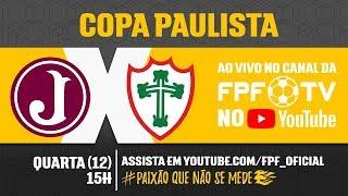 Juventus 1 x 0 Portuguesa - Copa Paulista 2018