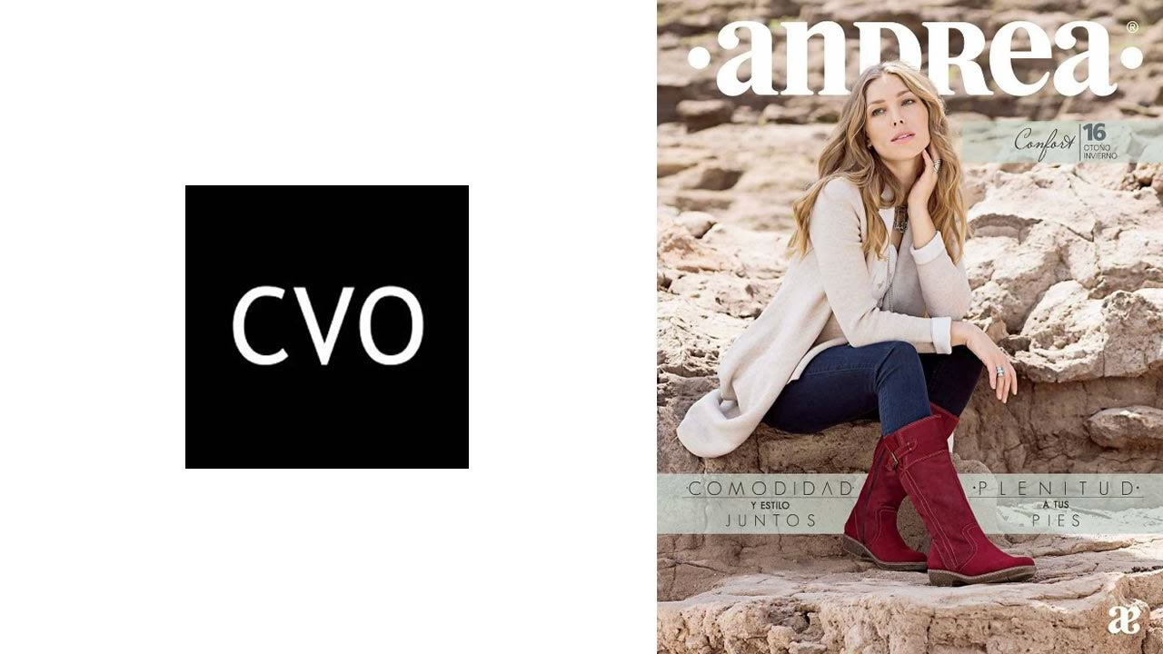 558860ab Catálogo Andrea Confort Otoño-Invierno 2016 - YouTube