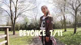 Beyonce 7/11 dance cover (Mina Myoung Choreography)