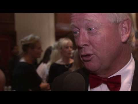 Showjumping -  Rob Hoekstra interview at the Awards Ball