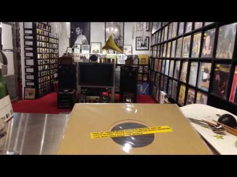 "David Bowie-Space Oddity(UNPUBLISHED VERSION) ~ 1969 10"" 78 RPM MONO ACETATE MASTER DISC"