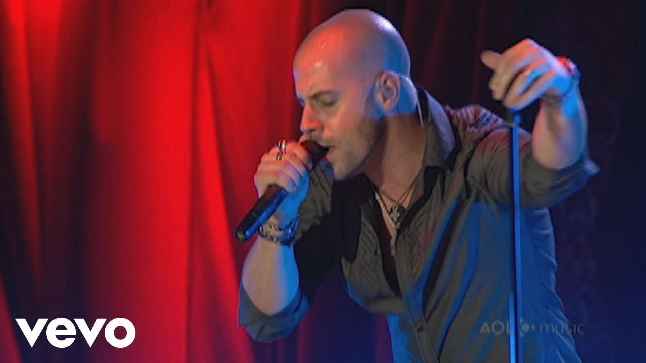 Daughtry - It's Not Over (AOL Music Live! At Red Rock Casino 2007)