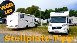 Wohnmobil-Stellplatz-Tipp Stralsund | Mecklenburg-Vorpommern