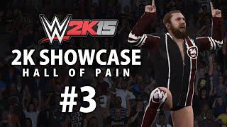 WWE 2K15 (PS4) 2K Showcase - Hall of Pain Gameplay Walkthrough Part 3