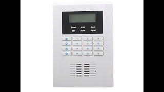GSM  беспроводная сигнализация Alarm System SGA-9902CQ комплект с беспроводными датчиками(GSM беспроводная сигнализация Alarm System SGA-9902CQ Заказать в Украине http://goo.gl/nzf5tp Заказать в Китае http://goo.gl/gWiMvi ..., 2015-06-30T20:08:15.000Z)