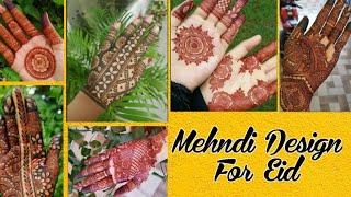 Eid Mehandi Designs 2021 / Trending Mehndi Designs Ideas for Eid / Arabic Mehndi Design 2021 screenshot 3