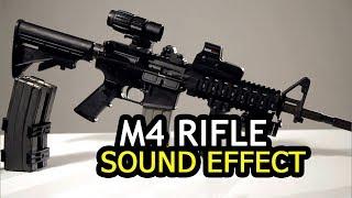 Suara senjata m4 ini sangat mirip asli, bila anda membutuhkan untuk efek film silahkan di download. *suksop*