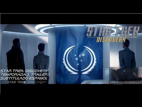 Star Trek: Discovery   Temporada 3   Trailer Subtitulado   Trailer Comic Con de Nueva York