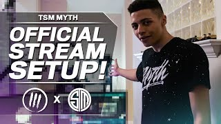 TSM MYTH - OFFICIAL STREAM SETUP TOUR!
