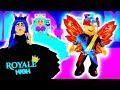 DARK FAIRY MALTY TURNS GOOD & HIDING A SECRET?! Royale HighSchool Royal High School Roblox Roleplay