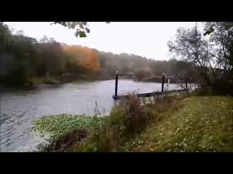 Fishing River Weaver Pike 21 10 14