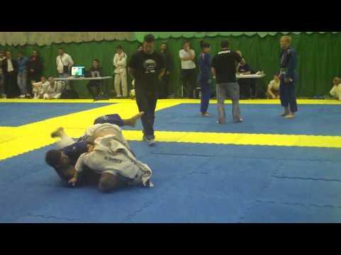 Manchester Open Fight 1 - Thomas Hanlon