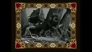«Баба Яга» из цикла По следам русских сказок