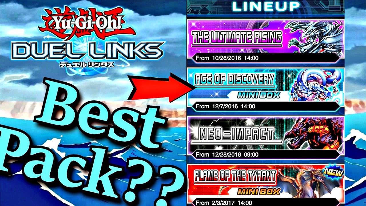 Recommended Links Best Pack To Buy For B...