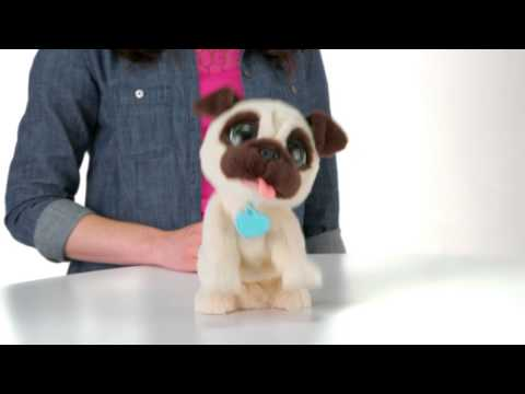FurReal Friends North America Product Demo | JJ My Jumpin' Pug