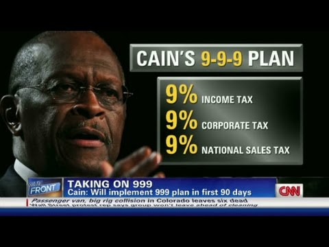 Herman Cain: '999' not a gimmick