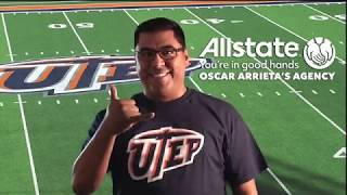 Miners All-Access - QB Competition pkg